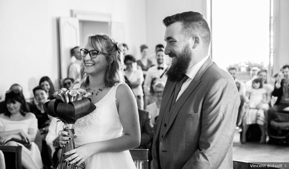 Le mariage de Romain et Manon à Tournus, Saône et Loire