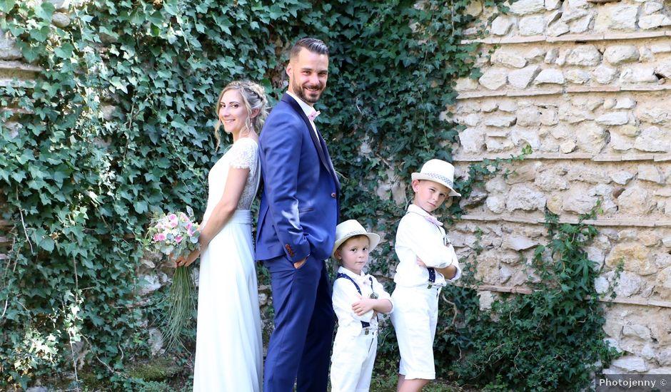 Le mariage de Vincent et Sabrina à Sainte-Bazeille, Lot-et-Garonne