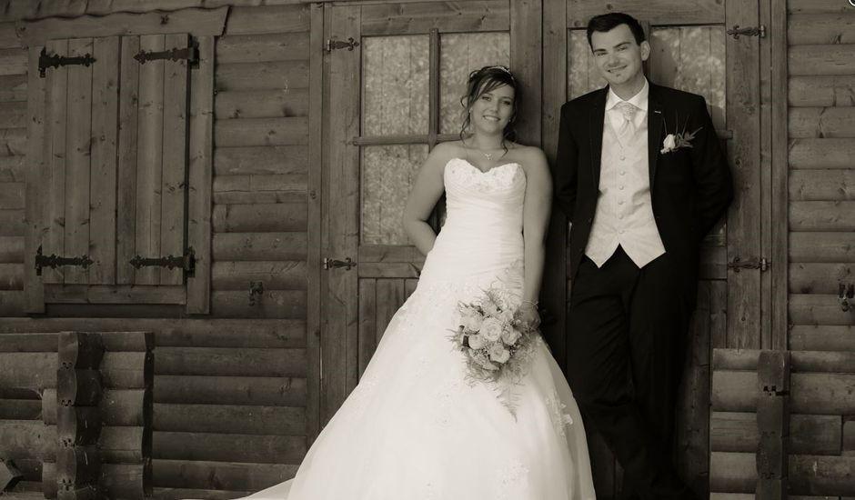 Le mariage de Jérémy et Mathilde à Iré-le-Sec, Meuse