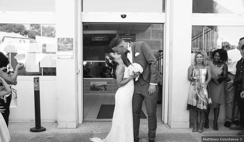 Le mariage de Johan et Amelie à Peypin, Bouches-du-Rhône
