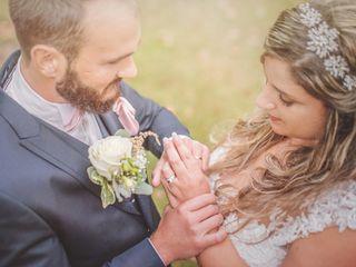 Le mariage de Priscilla et Jonathan