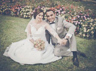 Le mariage de Delphine et Monaim