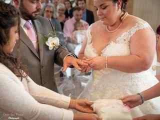 Le mariage de Jessica  et Geoffrey  1