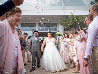 Le mariage de Jessica  et Geoffrey  3