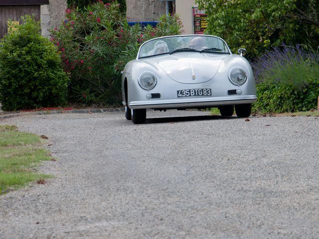 Le mariage de Yann et Audrey à Chamaret, Drôme 35