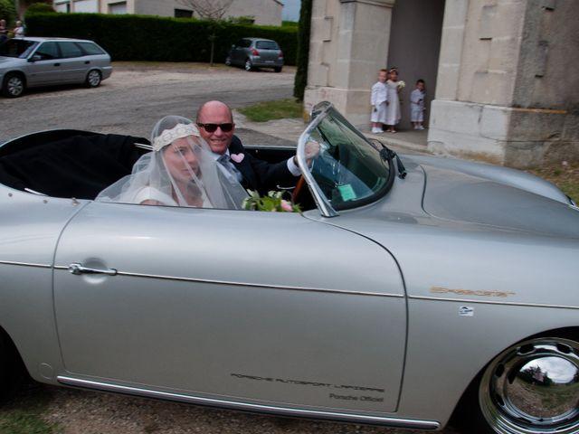 Le mariage de Yann et Audrey à Chamaret, Drôme 36