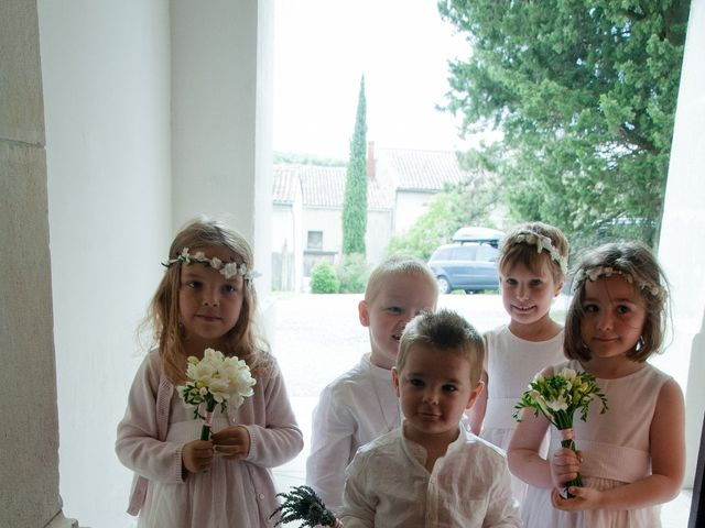 Le mariage de Yann et Audrey à Chamaret, Drôme 37