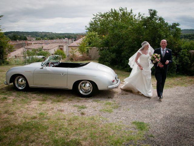 Le mariage de Yann et Audrey à Chamaret, Drôme 38