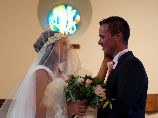Le mariage de Yann et Audrey à Chamaret, Drôme 41