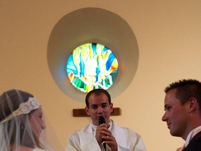 Le mariage de Yann et Audrey à Chamaret, Drôme 42