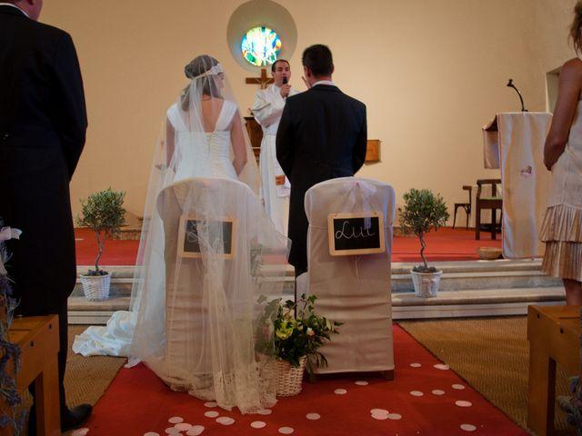 Le mariage de Yann et Audrey à Chamaret, Drôme 43