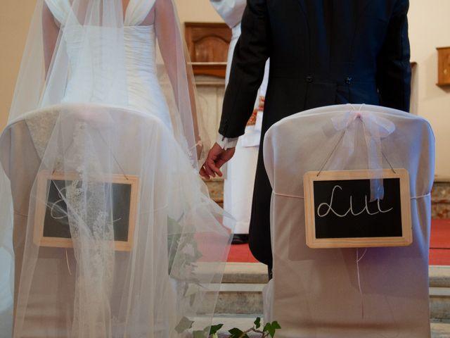 Le mariage de Yann et Audrey à Chamaret, Drôme 44