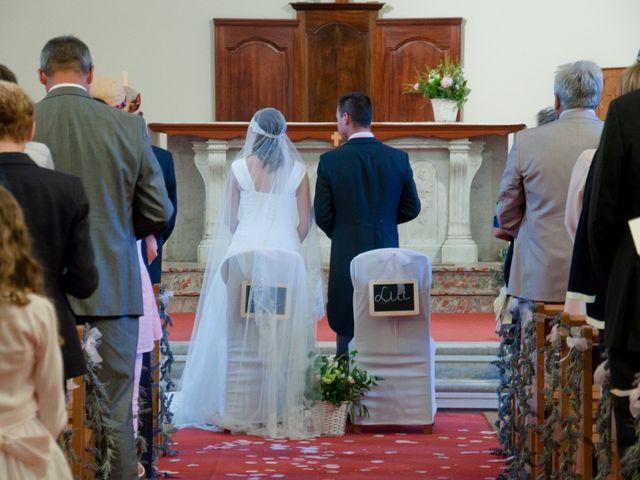 Le mariage de Yann et Audrey à Chamaret, Drôme 46