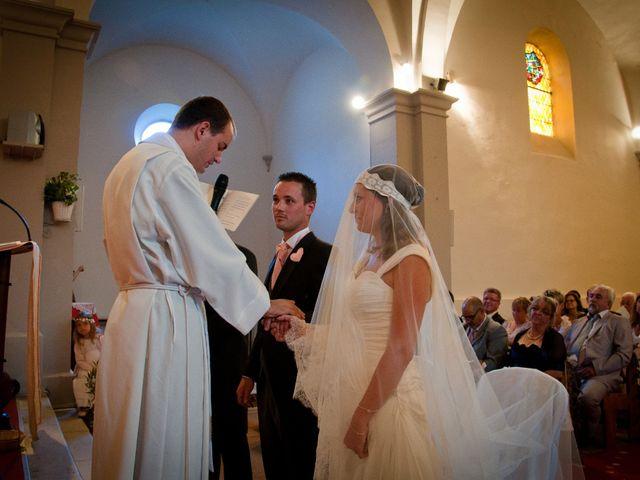 Le mariage de Yann et Audrey à Chamaret, Drôme 48