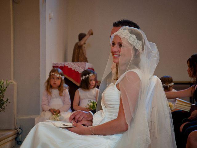 Le mariage de Yann et Audrey à Chamaret, Drôme 52