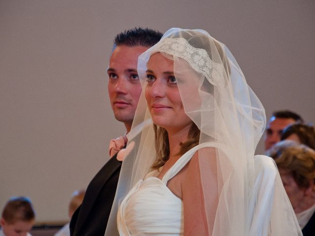 Le mariage de Yann et Audrey à Chamaret, Drôme 53