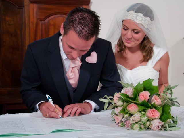 Le mariage de Yann et Audrey à Chamaret, Drôme 55