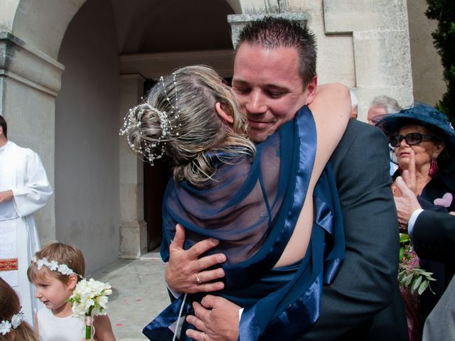 Le mariage de Yann et Audrey à Chamaret, Drôme 59