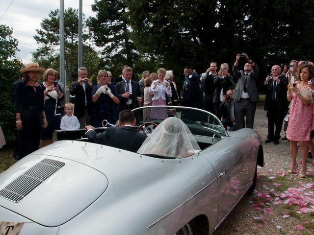 Le mariage de Yann et Audrey à Chamaret, Drôme 63