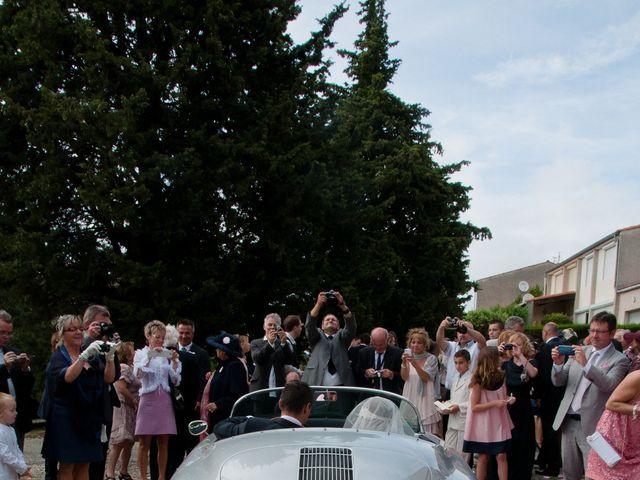 Le mariage de Yann et Audrey à Chamaret, Drôme 64