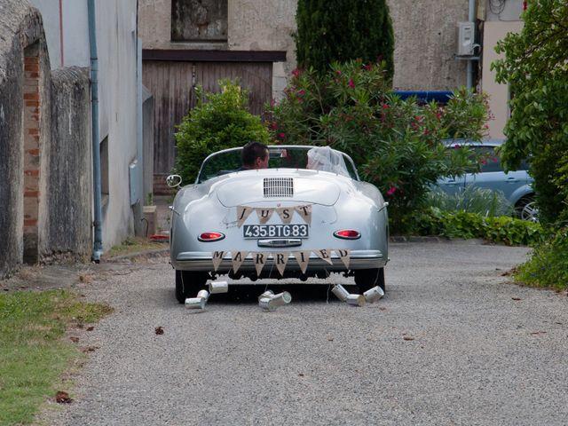 Le mariage de Yann et Audrey à Chamaret, Drôme 66