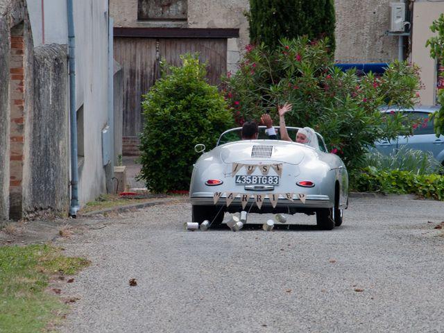 Le mariage de Yann et Audrey à Chamaret, Drôme 67