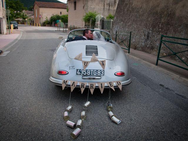 Le mariage de Yann et Audrey à Chamaret, Drôme 68