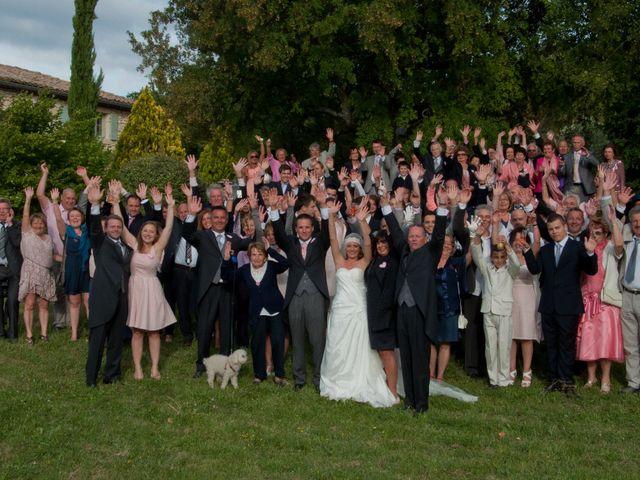 Le mariage de Yann et Audrey à Chamaret, Drôme 70