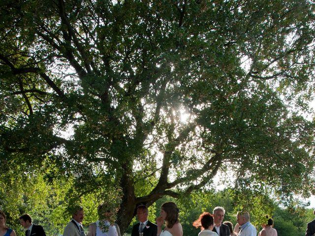 Le mariage de Yann et Audrey à Chamaret, Drôme 75