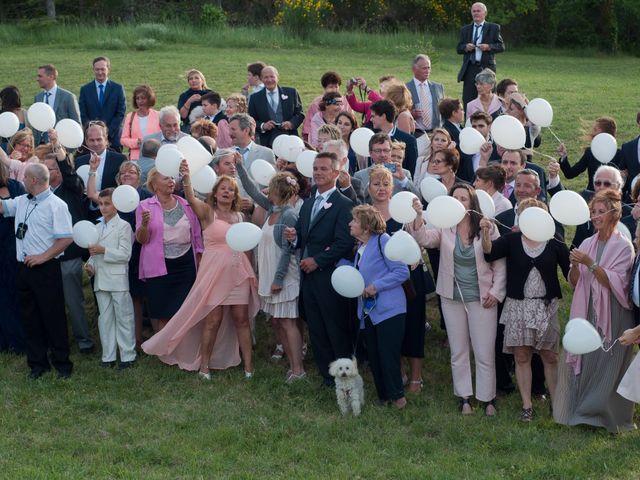 Le mariage de Yann et Audrey à Chamaret, Drôme 78
