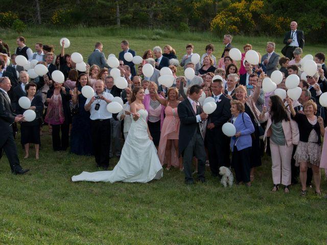 Le mariage de Yann et Audrey à Chamaret, Drôme 79