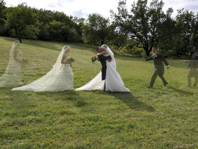 Le mariage de Yann et Audrey à Chamaret, Drôme 81