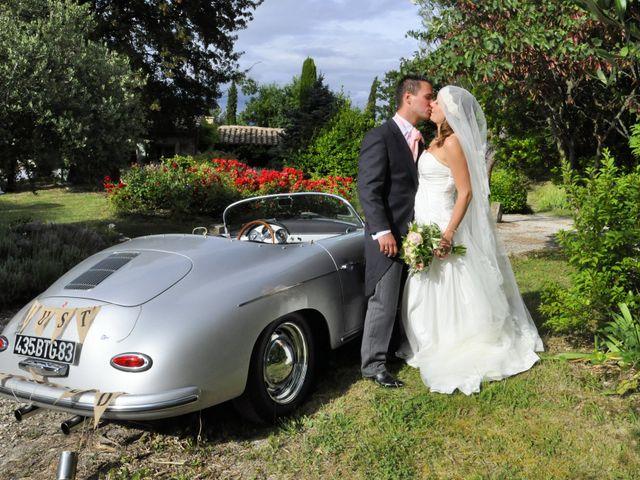 Le mariage de Yann et Audrey à Chamaret, Drôme 82