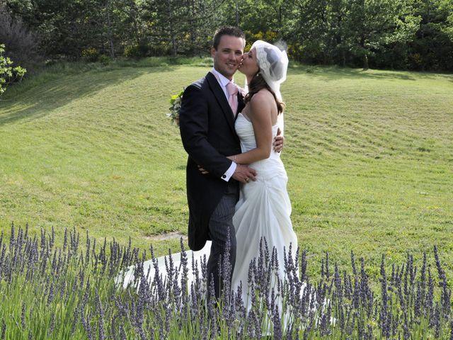 Le mariage de Yann et Audrey à Chamaret, Drôme 84