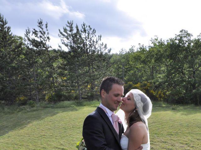 Le mariage de Yann et Audrey à Chamaret, Drôme 85