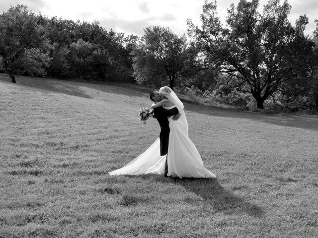 Le mariage de Yann et Audrey à Chamaret, Drôme 86