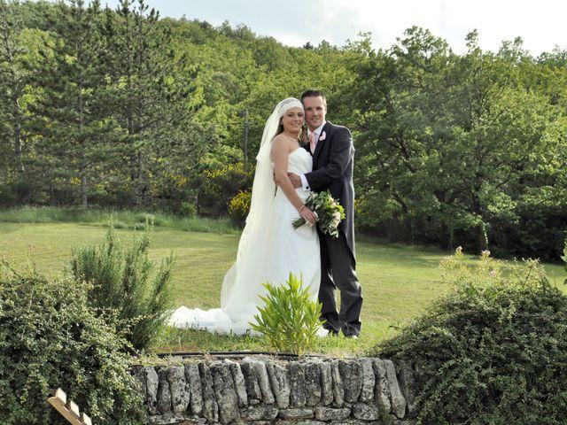 Le mariage de Yann et Audrey à Chamaret, Drôme 88