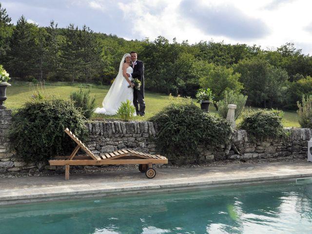 Le mariage de Yann et Audrey à Chamaret, Drôme 89