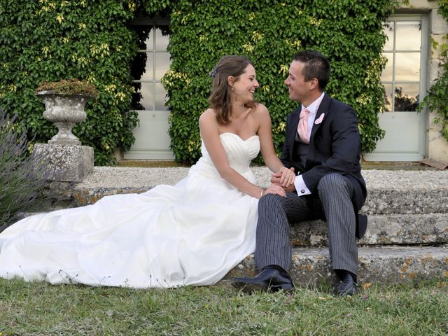 Le mariage de Yann et Audrey à Chamaret, Drôme 90