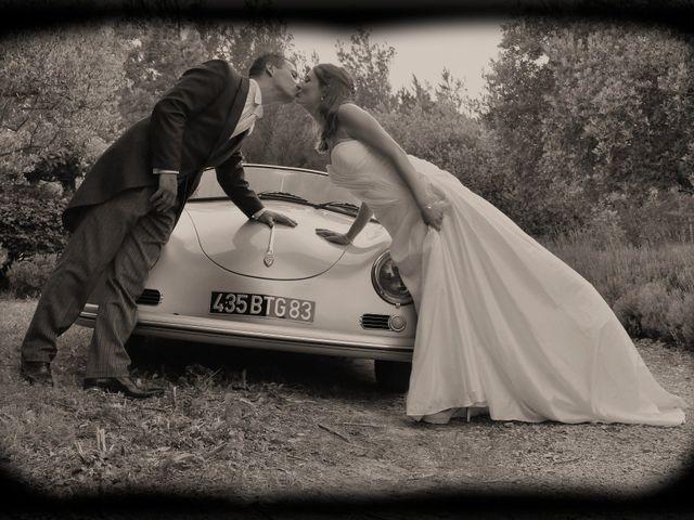 Le mariage de Yann et Audrey à Chamaret, Drôme 91