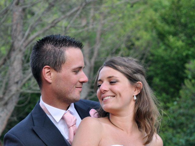 Le mariage de Yann et Audrey à Chamaret, Drôme 93