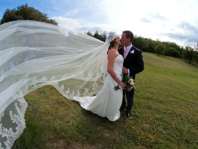 Le mariage de Yann et Audrey à Chamaret, Drôme 95