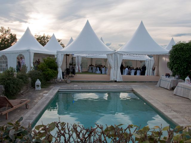 Le mariage de Yann et Audrey à Chamaret, Drôme 100