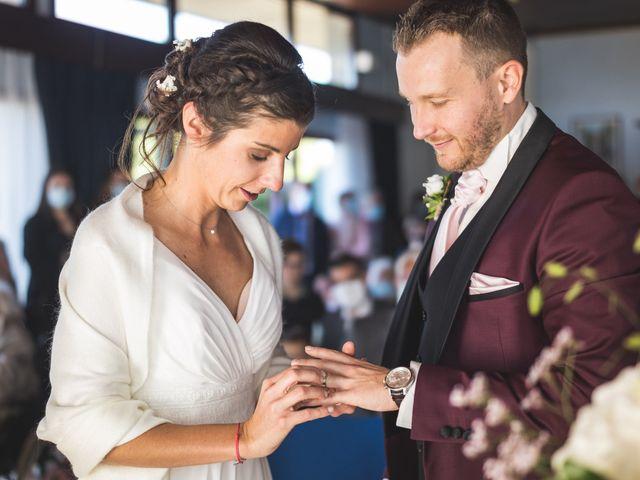 Le mariage de Yannick et Pascaline à Granville, Manche 4