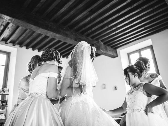 Le mariage de Jimmy et Vanny à Annemasse, Haute-Savoie 15