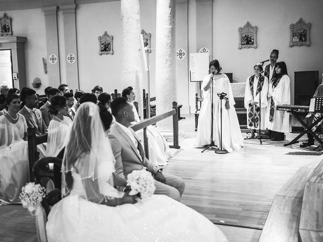 Le mariage de Jimmy et Vanny à Annemasse, Haute-Savoie 31