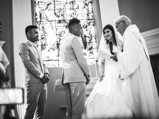 Le mariage de Jimmy et Vanny à Annemasse, Haute-Savoie 35