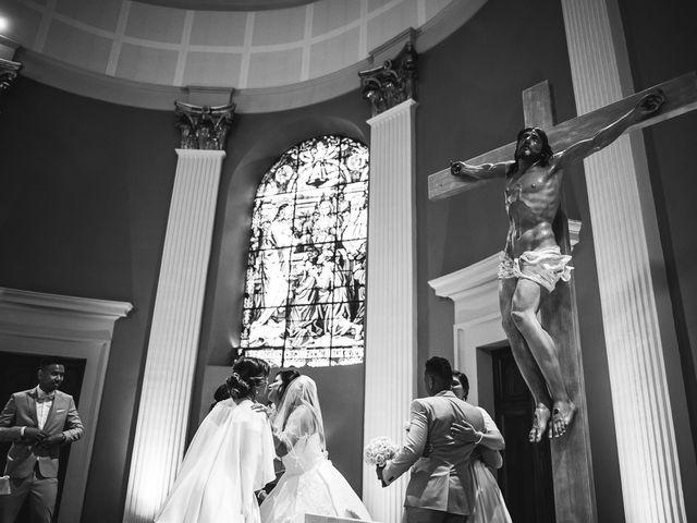 Le mariage de Jimmy et Vanny à Annemasse, Haute-Savoie 41