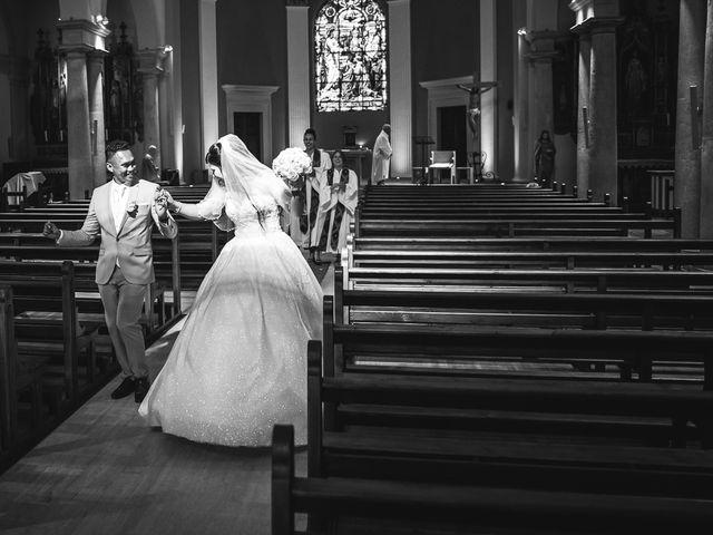 Le mariage de Jimmy et Vanny à Annemasse, Haute-Savoie 42