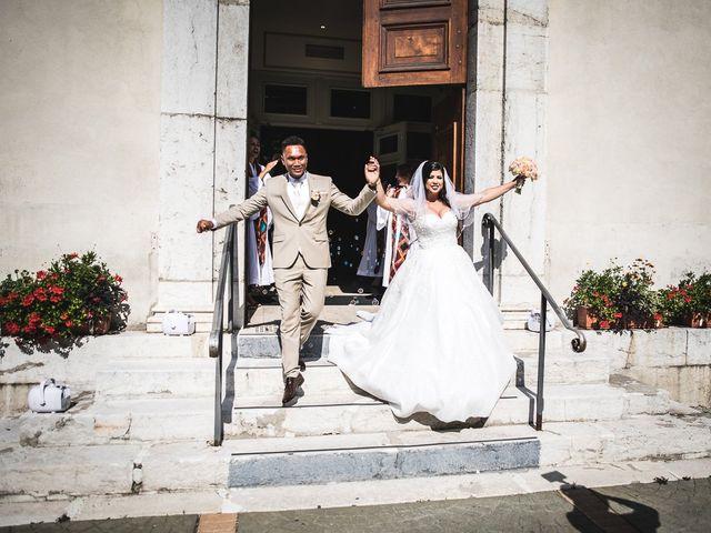 Le mariage de Jimmy et Vanny à Annemasse, Haute-Savoie 43